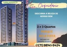 |Oportunidade| Orquidário- 2/4 com suíte e varanda no Parque Bela Vista    OQ011