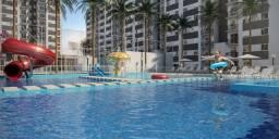 Apartamento Novo na Cobertura Em Frente ao Parque Una Aqua Parque Residence