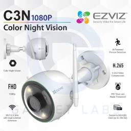 Câmera Wifi Externa C3N Ezviz