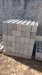 Fábrica de blocos e calhas em Alagoinhas