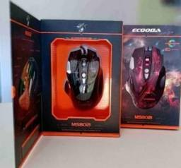Mouse Gamer Ecooda MS 8021 7 Colors