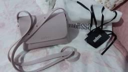 Bolsa Melissa Mini Cross Bag R$100