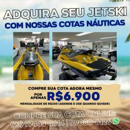 Cotas Nauticas de jetski em Itacuruça