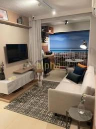 Apartamento para venda com 51 metros quadrados com 2 quartos