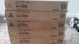 Kit de Toner Original Ricoh MPC 306/406