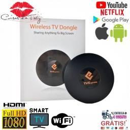 Chrome Double E11 Smart TV Novo