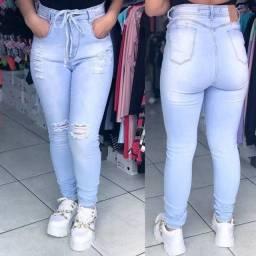 Calças Jeans Femininas no Atacado