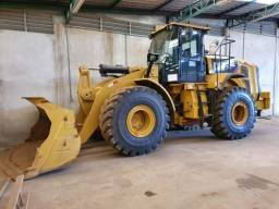 Pá Carregadeira Caterpillar 966 l An0 2017