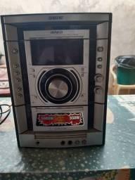 Vende-se aparelho de som sem as caixas