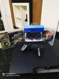 Vendo ou troco PS3