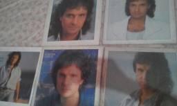5 discos Roberto Carlos $100