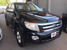 Ford Ranger XLT 2.5 cd flex 2015 - completa