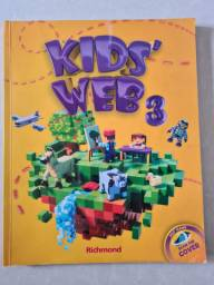 Livro Kids' Web 3 - Richmond