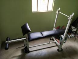 Banco Supino Musculação