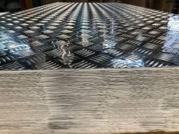 chapas de alumínio xadrez carretinha, caminhao baú, trailers