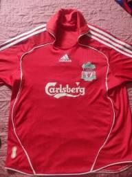 Camisa Liverpool 2007/2008