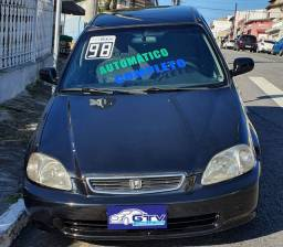 CIVIC AUTOMÁTICO LINDO CARRO