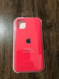Capinha iPhone 11 nova