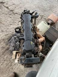 Motor Astra GM 1.8 gasolina ano 2000 com nota fiscal ferro-velho astrogil