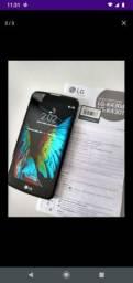 Smartphone LG K10