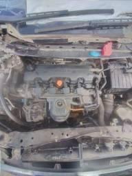 Motor do Honda New Civic 011 apenas 059.424 kms rodado