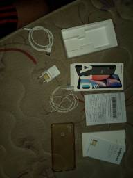 Vendo ou troco Samsung  A10s novo