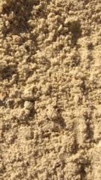 Areia lavada fina