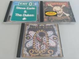 CD's Steve Earle