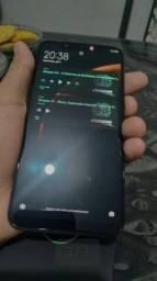 Xiaomi Mi8 Snapdragon 845 128/6GB Azul Em Bom Estado