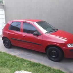 Chevrolet celta 2004 4p vermelho
