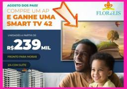 Morada Flor de Lis - Em Pernambués Apto 2/4 (1 suíte) - Grande Oportunidade  |MFL011|