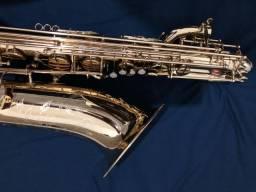 Sax Barítono Eagle Sb506 Super Conservado