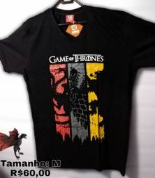 Camisas Game Off Thrones