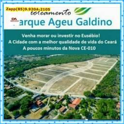 Título do anúncio: Loteamento Parque Ageu Galdino///Marque sua visita , não perca tempo ///