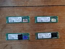 SSD 128GB M.2 Nova Sem Uso