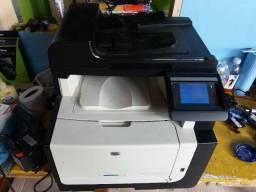 Multifuncional Laserjet Colorida HP CM1415 Leia o Anuncio