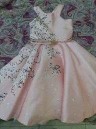 Vestido Tam 10 Petit Cherie