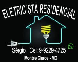 Eletricista Residencial Montes Claros