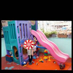 Brinquedão playground