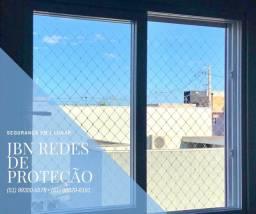 Rede de Proteção - Tela mosquiteira - Conserto e instalação de persianas
