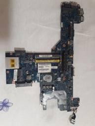 Placa Mãe Notebook Dell Latitude e6320 com defeito.