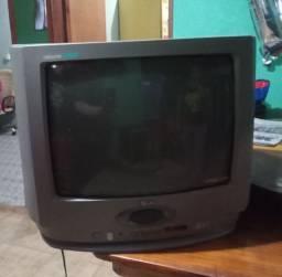 Tv tubo pra retirar peças