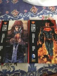 Superman Terra Um Volume 1 e 2