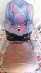 Cadeirinha Burigoto Super Conservada 0 a 25kg + 1 Assento