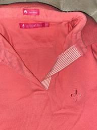 Camisa manga curta Dudalina