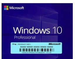 Licença Windows 10 32/64 bits
