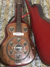 Violão elétrico Del Vecchio