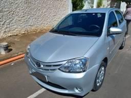 Toyota Etios 1.3 2014/15 Imperdível - 2014