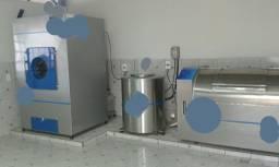 Vendo máquinas para lavanderia industrial