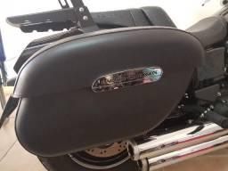 Bauleto Dyna / Fat Bob - Harley Davidson - Rígido